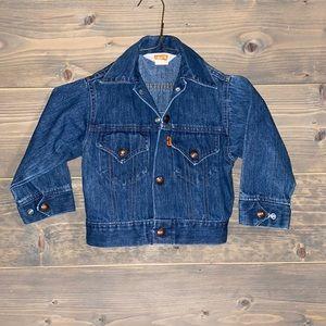 Rare 80's Levi's denim jacket